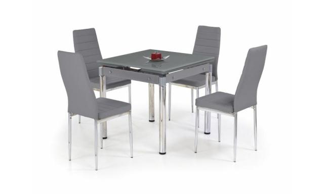 Jedálenský stôl H28, sivý