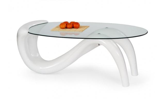 Konferenčný stôl H35 bílý