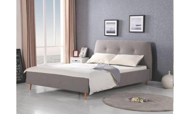 Čalúnená posteľ H53 - 160x200cm