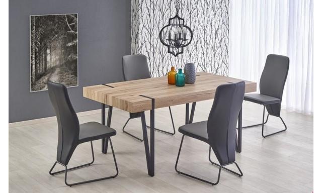 Moderné jedálenský set H2004 (stôl + 4x stoličky)