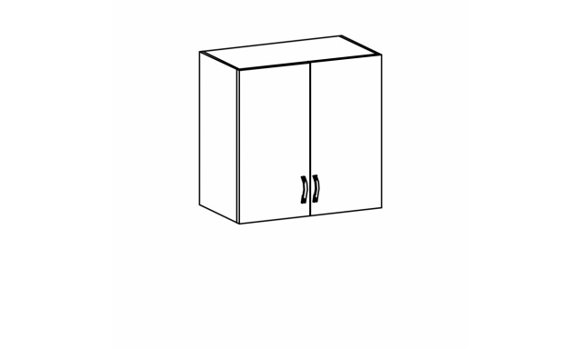 REVAL horná skrinka 80cm