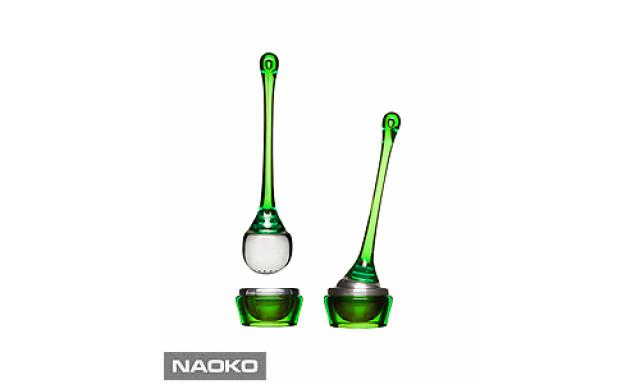Čajové sitko SAGAFORM Tea Strainer, zelené