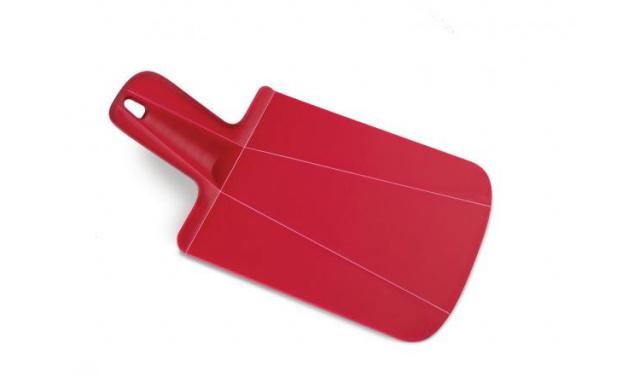 Skladacia doska na krájanie JOSEPH JOSEPH Chop2Pot ™ Malé, červené
