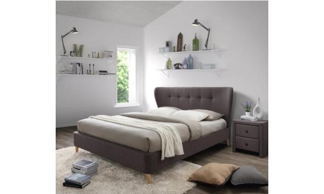 Čalúnená posteľ H62 - 160x200cm