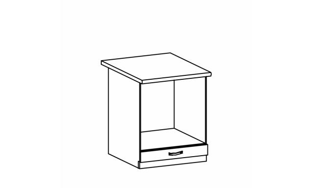 REVAL dolná skrinka 60cm - spotrebičové