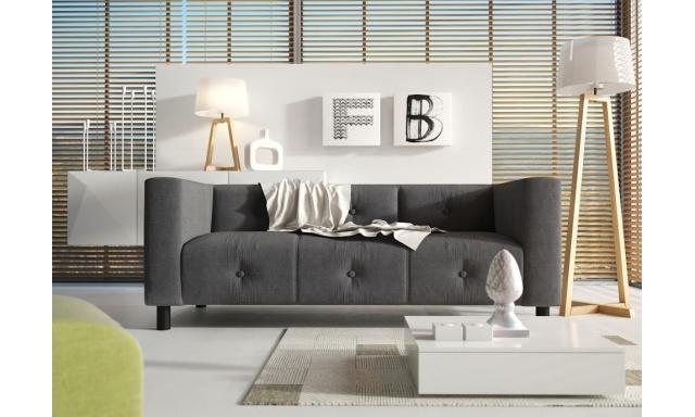 Designová sedací souprava Levander, 3+2+1  WNT potahy : Potah Alcantara Nubuk 03 béžová