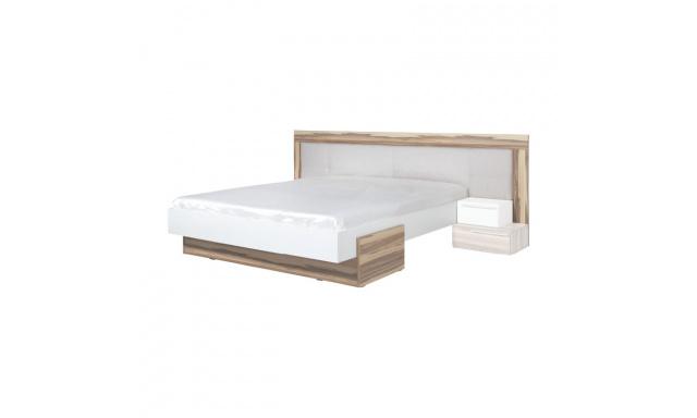 Moreno posteľ baltimore / biela