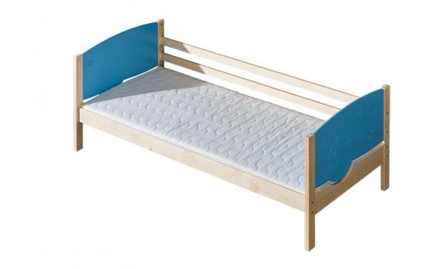 Detská posteľ Timo, masív