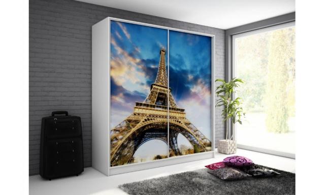 Skriňa PSK Paris!