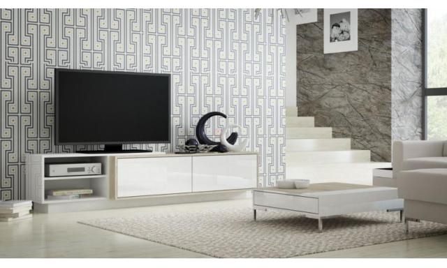 TV stolík Simple 2C
