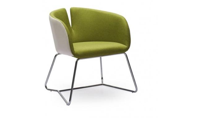 Relaxačné stoličky Prego, zelená