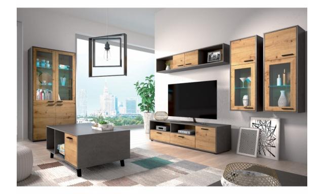 Bytový nábytok Piano zostava A