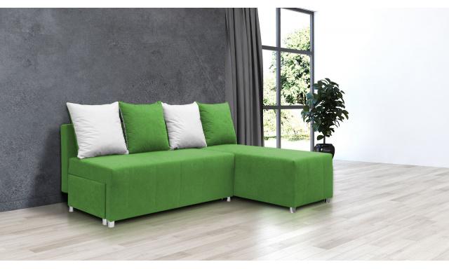 Najlacnejšie sedacia súprava Filip 1, zelená