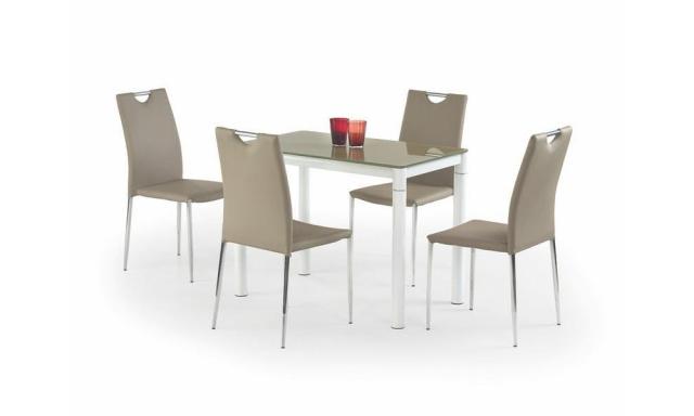 Lacný jedálenský stôl H382, béžový