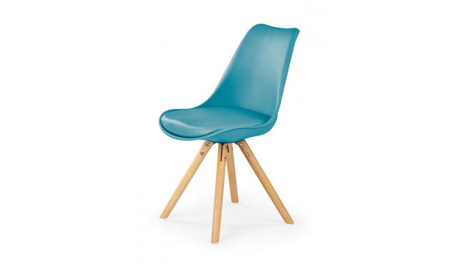 Jedálenská stolička H201, modrá