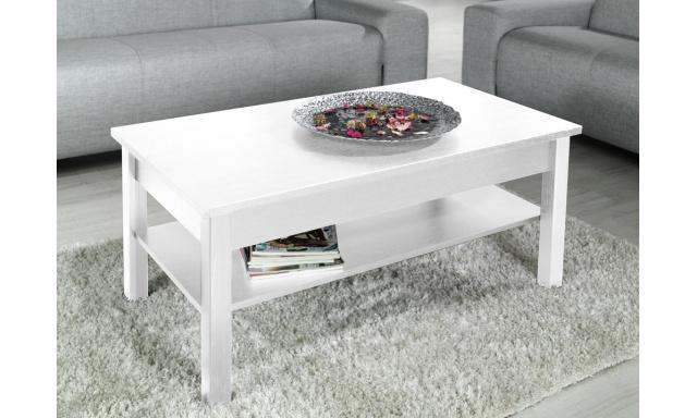 Konferenčný stôl Cama biely