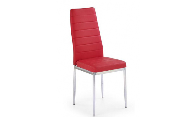 Najlacnejšie jedálenská stolička H546, červená