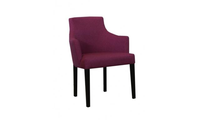 Dizajnová jedálenská stolička Pedro