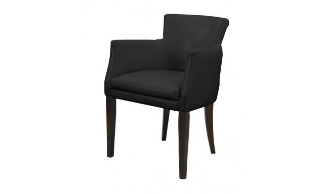 Dizajnová jedálenská stolička Faro 1