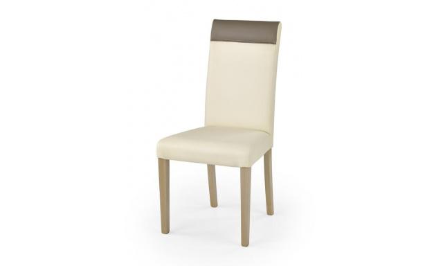 Čalúnená jedálenská stolička H385