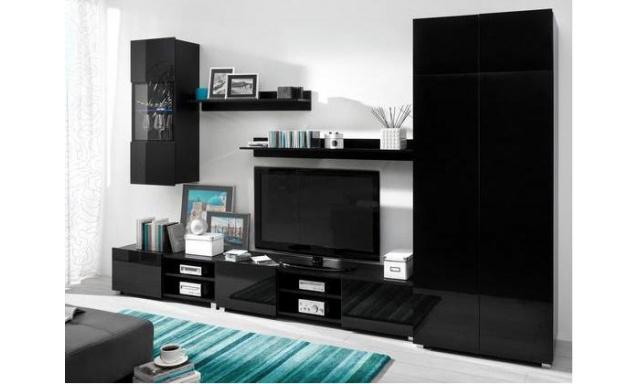 Moderná obývacia systém Ordi F