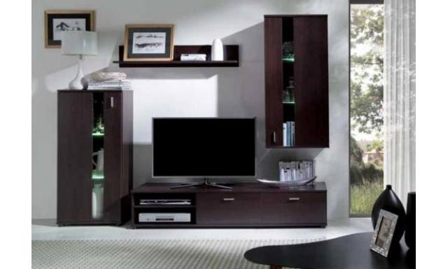 Lacná obývacia stena Mirka, milano