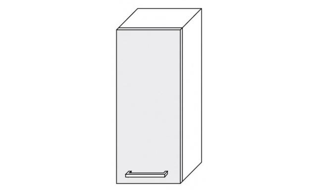 PLATINUM horná skrinka 30cm W2 / 30