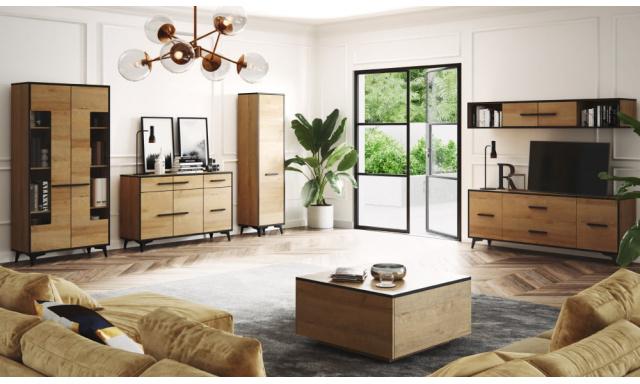 Luxusný bytový nábytok Fredie zostava A