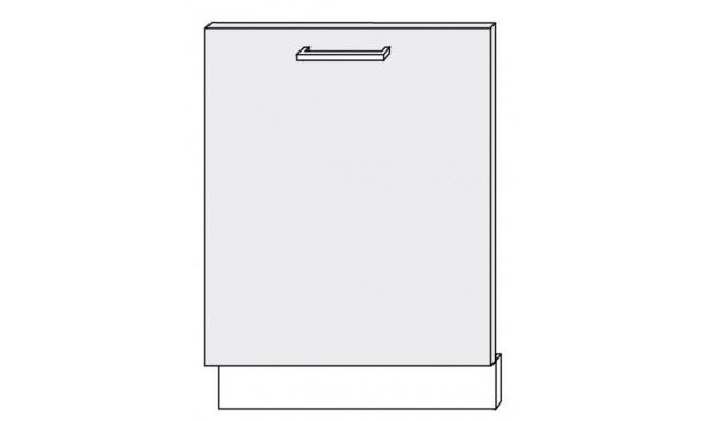 PLATINUM dvierka na umývačku 60cm ZM / 60