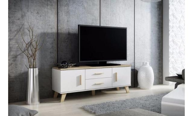 Dizajnový televízny stolík Lora 140