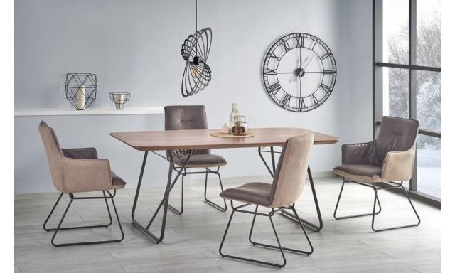 Moderné jedálenský set H2002 (stôl + 4x stoličky)