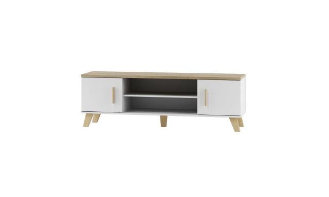 Dizajnový televízny stolík Lora 160