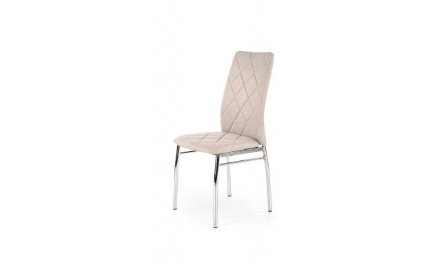 K309 židle, barva: světle béžová