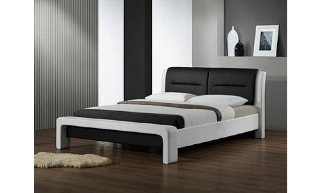 Moderná manželská posteľ H3 - 160x200cm
