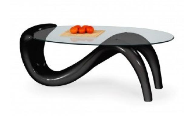 Konferenčný stôl H35 cierny