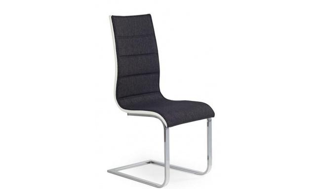 Jedálenská stolička H573, šedá