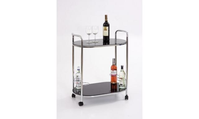 Servírovací stolík H414