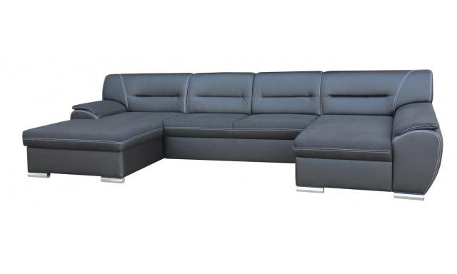 Moderná rohová sedacia súprava Verati