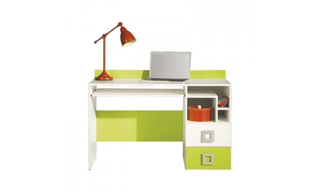 PC stôl Labyrint LA 18 limetka