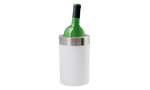 Chladič na víno INVOTIS Cold As Ice, biely