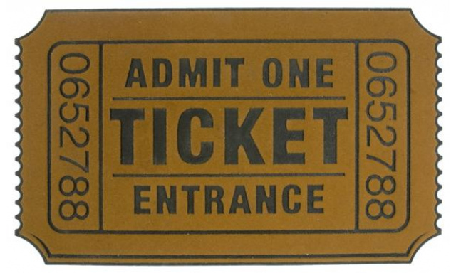 Rohožka Balvi Ticket