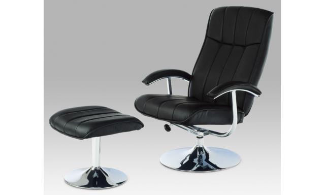 Relaxačné kreslo HL-710 s taburetom