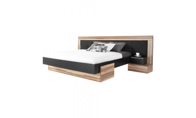 Moreno posteľ baltimore / čierna