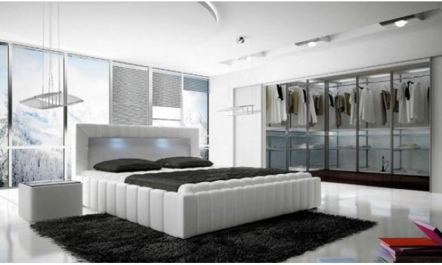 Kvalitná posteľ Luca 160x200cm