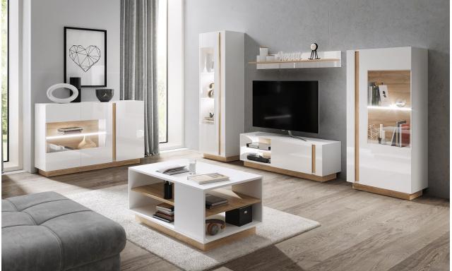 Moderný bytový nábytok AIRO zostava D