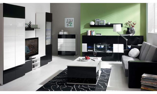 Moderná obývacia systém Ordi P