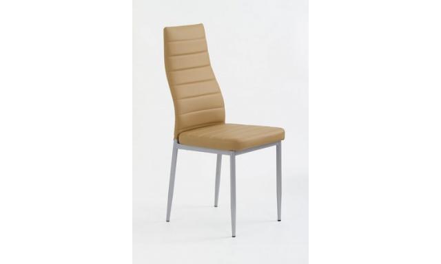 Najlacnejšie jedálenská stolička H541, hnedá