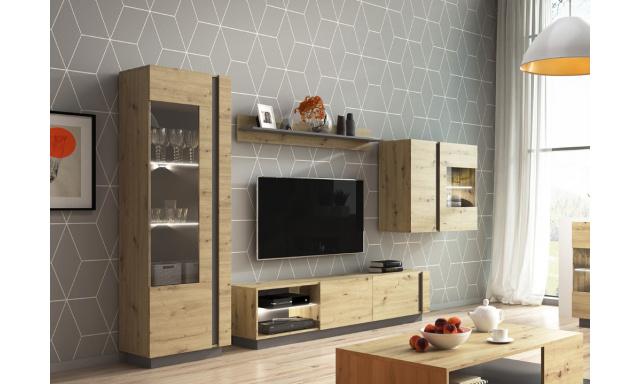 Moderný bytový nábytok AIRO zostava A