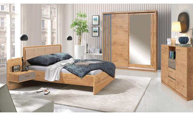 Moderná spálňa Efka, lancelot
