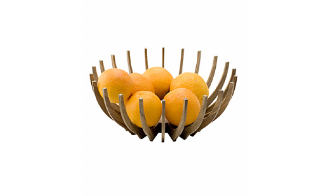 Misa na ovocie Skagerak Frame Bowl 26, teak